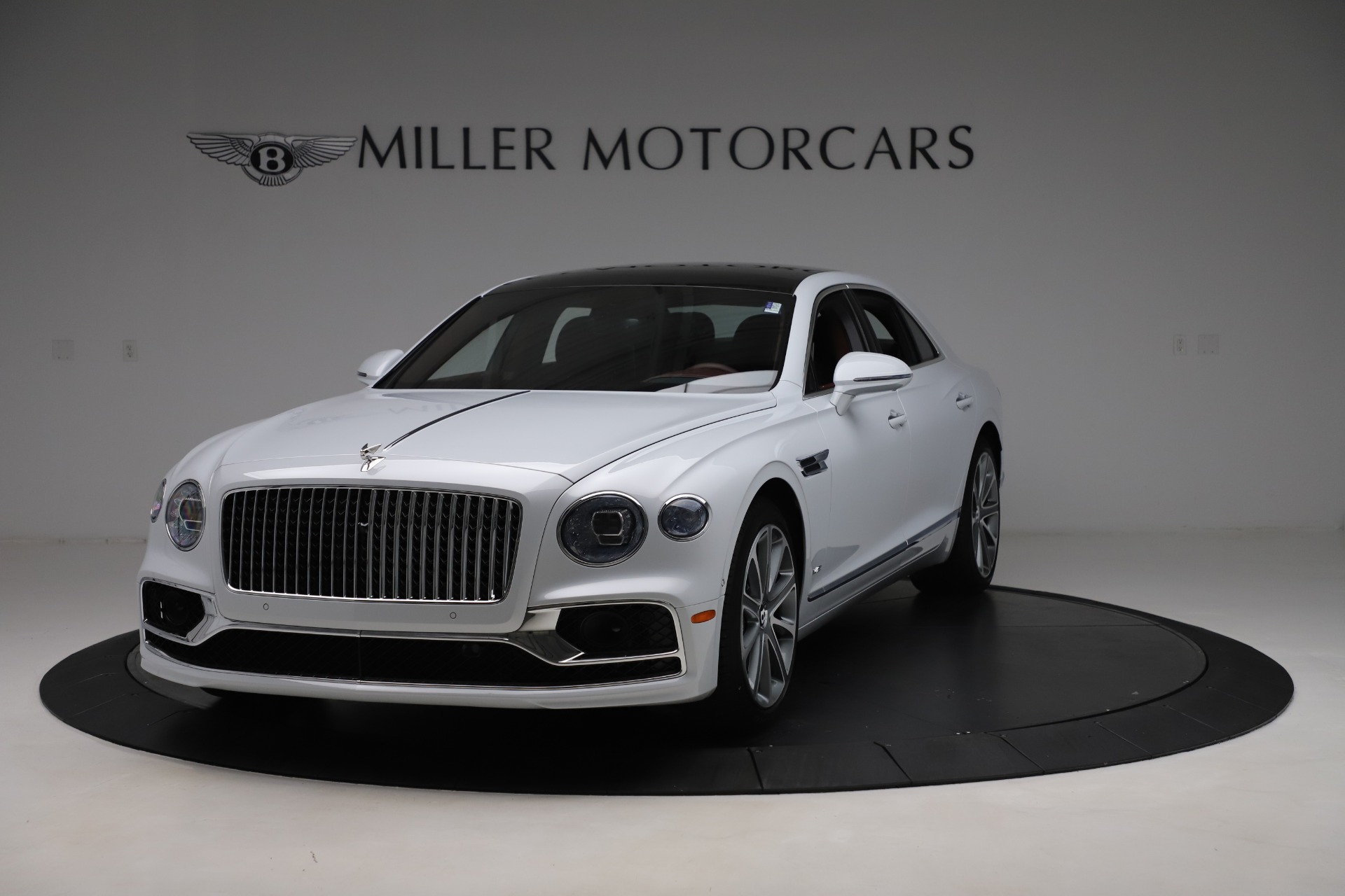 New 2021 Bentley Flying Spur W12 for sale Call for price at McLaren Greenwich in Greenwich CT 06830 1
