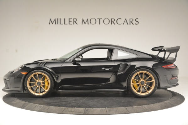 Used 2019 Porsche 911 GT3 RS for sale Sold at McLaren Greenwich in Greenwich CT 06830 3
