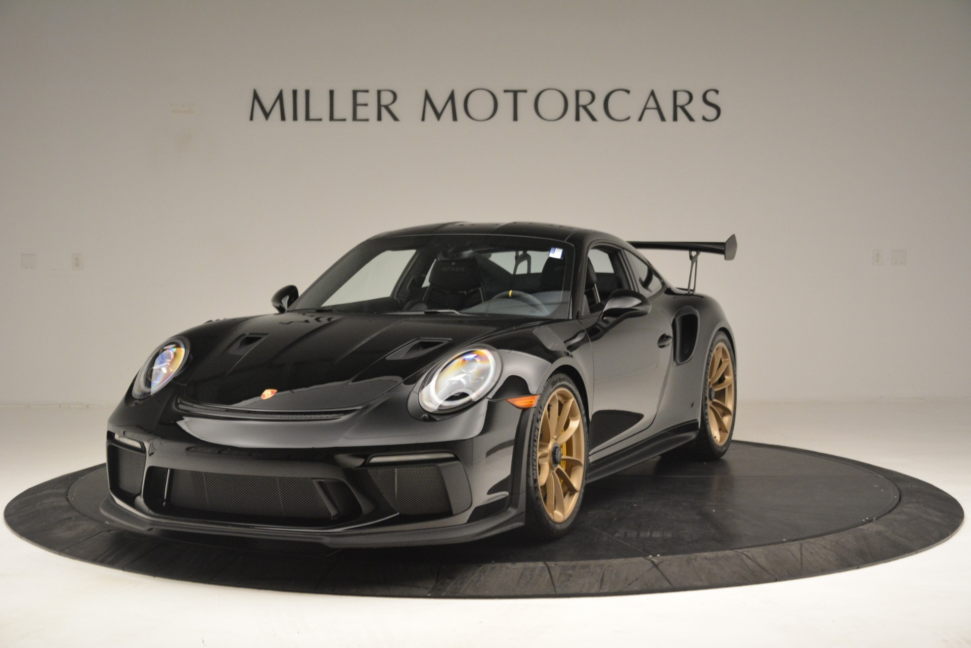 Used 2019 Porsche 911 GT3 RS for sale Sold at McLaren Greenwich in Greenwich CT 06830 1