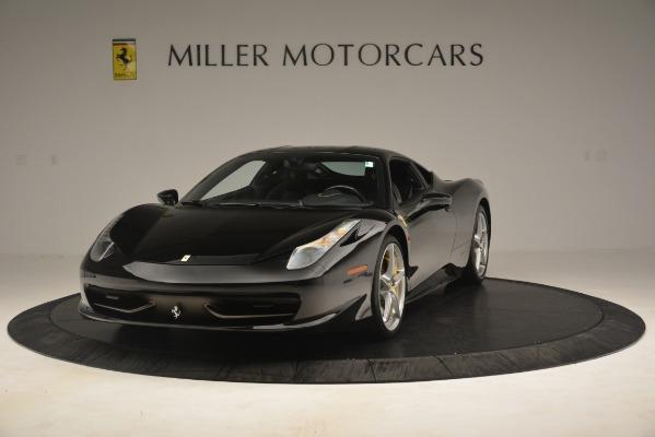 Used 2011 Ferrari 458 Italia for sale Sold at McLaren Greenwich in Greenwich CT 06830 1