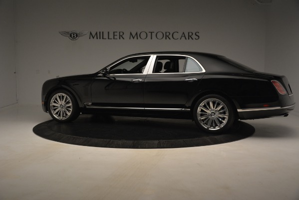 Used 2016 Bentley Mulsanne for sale Sold at McLaren Greenwich in Greenwich CT 06830 4