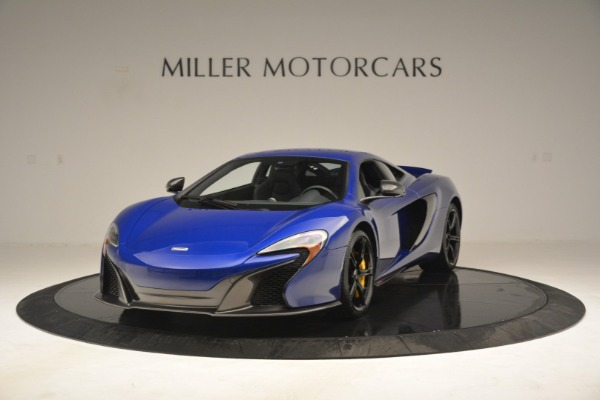 Used 2015 McLaren 650S Coupe for sale $139,900 at McLaren Greenwich in Greenwich CT 06830 2