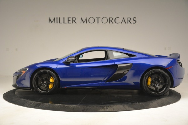 Used 2015 McLaren 650S Coupe for sale $139,900 at McLaren Greenwich in Greenwich CT 06830 3