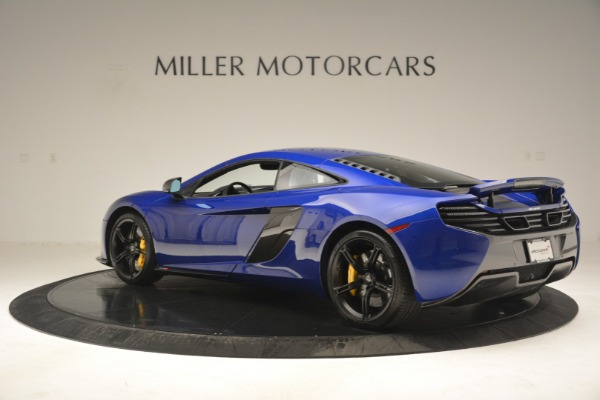 Used 2015 McLaren 650S for sale Sold at McLaren Greenwich in Greenwich CT 06830 4