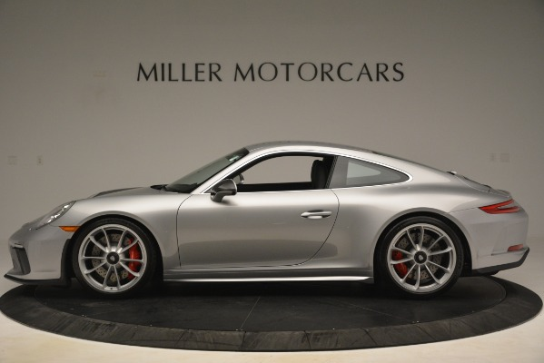Used 2018 Porsche 911 GT3 for sale Sold at McLaren Greenwich in Greenwich CT 06830 3