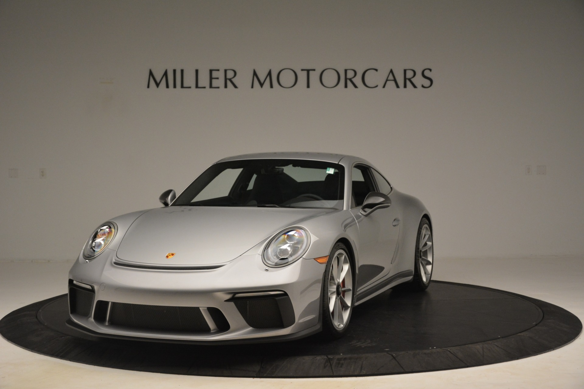 Used 2018 Porsche 911 GT3 for sale Sold at McLaren Greenwich in Greenwich CT 06830 1