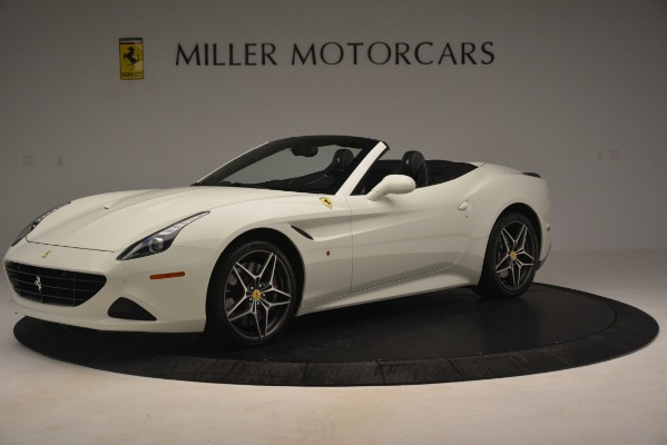 Used 2016 Ferrari California T for sale $145,900 at McLaren Greenwich in Greenwich CT 06830 2