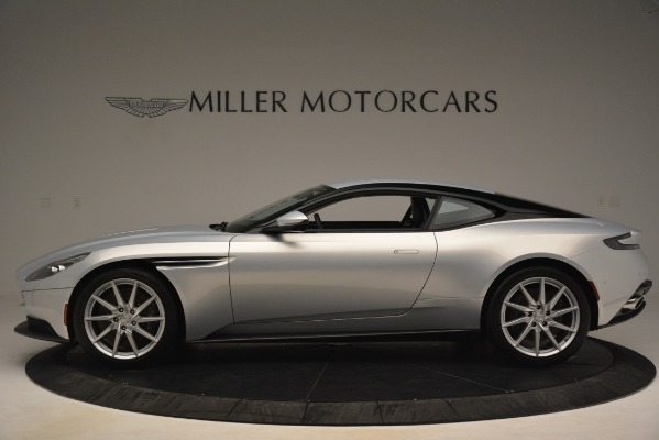 Used 2018 Aston Martin DB11 V12 Coupe for sale Sold at McLaren Greenwich in Greenwich CT 06830 2