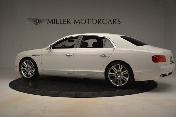 Used 2016 Bentley Flying Spur V8 for sale Sold at McLaren Greenwich in Greenwich CT 06830 4