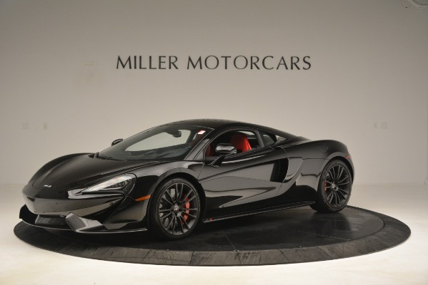 Used 2016 McLaren 570S Coupe for sale Sold at McLaren Greenwich in Greenwich CT 06830 1