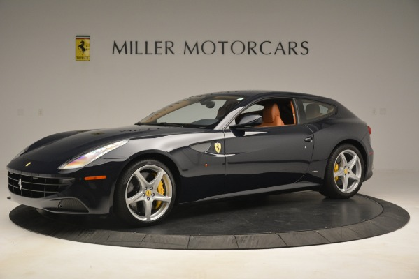 Used 2013 Ferrari FF for sale $149,900 at McLaren Greenwich in Greenwich CT 06830 2