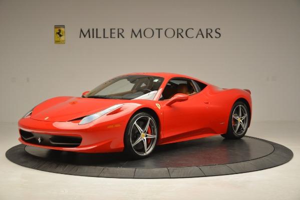 Used 2014 Ferrari 458 Italia for sale Sold at McLaren Greenwich in Greenwich CT 06830 2
