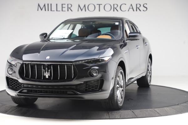New 2019 Maserati Levante Q4 for sale Sold at McLaren Greenwich in Greenwich CT 06830 1