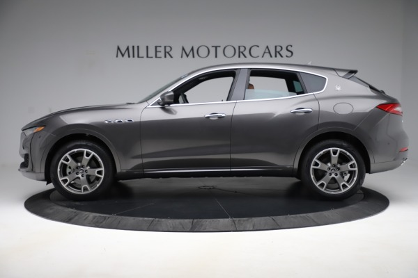 New 2019 Maserati Levante Q4 for sale Sold at McLaren Greenwich in Greenwich CT 06830 3