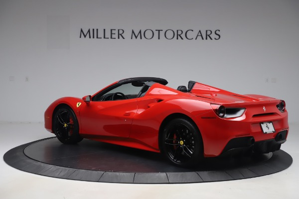 Used 2017 Ferrari 488 Spider for sale $275,900 at McLaren Greenwich in Greenwich CT 06830 4