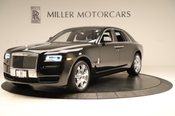 Used 2016 Rolls-Royce Ghost for sale Sold at McLaren Greenwich in Greenwich CT 06830 2