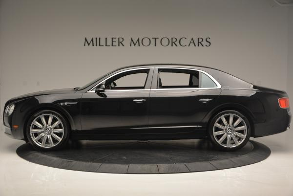 Used 2014 Bentley Flying Spur W12 for sale Sold at McLaren Greenwich in Greenwich CT 06830 3
