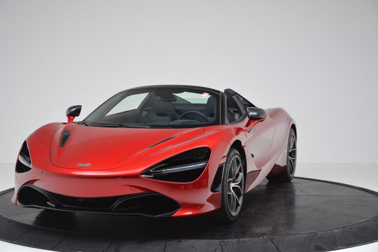 Used 0   for sale Sold at McLaren Greenwich in Greenwich CT 06830 1