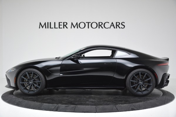 New 2019 Aston Martin Vantage V8 for sale Sold at McLaren Greenwich in Greenwich CT 06830 3