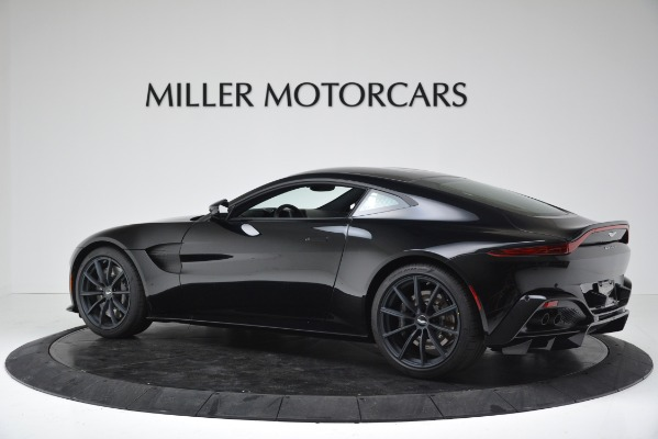 New 2019 Aston Martin Vantage V8 for sale Sold at McLaren Greenwich in Greenwich CT 06830 4