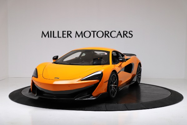 New 2019 McLaren 600LT Coupe for sale $279,310 at McLaren Greenwich in Greenwich CT 06830 2