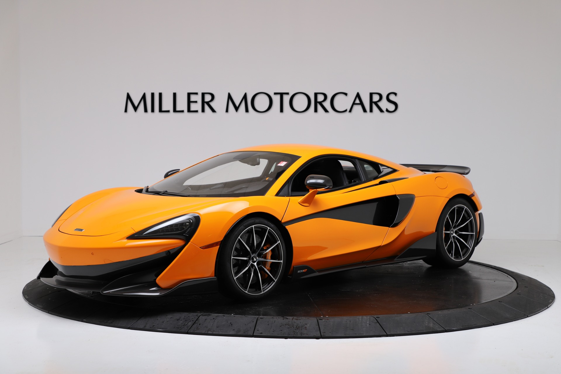 New 2019 McLaren 600LT Coupe for sale $279,310 at McLaren Greenwich in Greenwich CT 06830 1