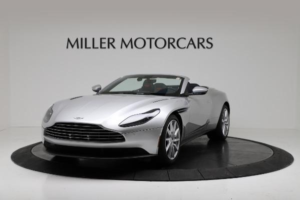 Used 2019 Aston Martin DB11 Volante for sale $209,990 at McLaren Greenwich in Greenwich CT 06830 2