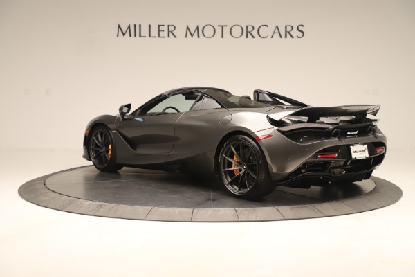 New 2020 McLaren 720S SPIDER Convertible for sale Sold at McLaren Greenwich in Greenwich CT 06830 3