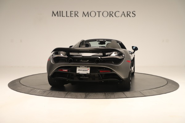 New 2020 McLaren 720S SPIDER Convertible for sale Sold at McLaren Greenwich in Greenwich CT 06830 4