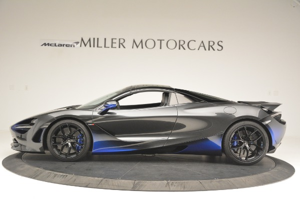 New 2020 McLaren 720s Spider for sale Sold at McLaren Greenwich in Greenwich CT 06830 3