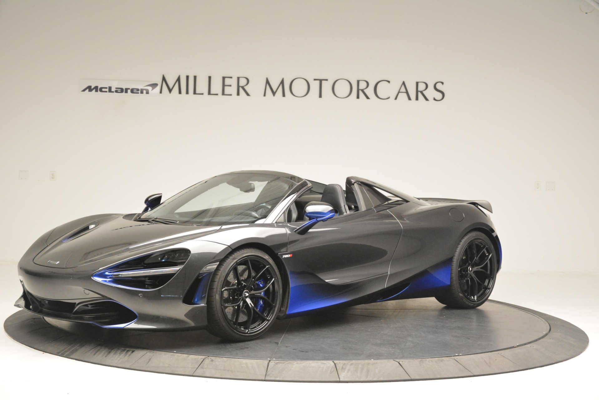 New 2020 McLaren 720s Spider for sale Sold at McLaren Greenwich in Greenwich CT 06830 1