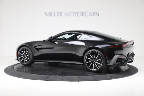Used 2020 Aston Martin Vantage Coupe for sale Sold at McLaren Greenwich in Greenwich CT 06830 4