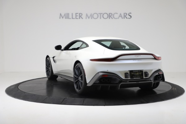 New 2020 Aston Martin Vantage Coupe for sale Sold at McLaren Greenwich in Greenwich CT 06830 4
