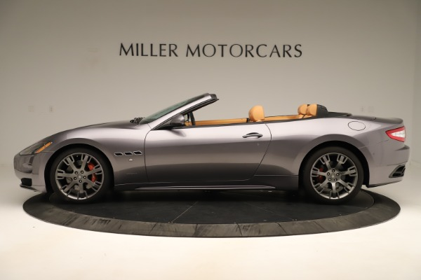 Used 2012 Maserati GranTurismo Sport for sale Sold at McLaren Greenwich in Greenwich CT 06830 3