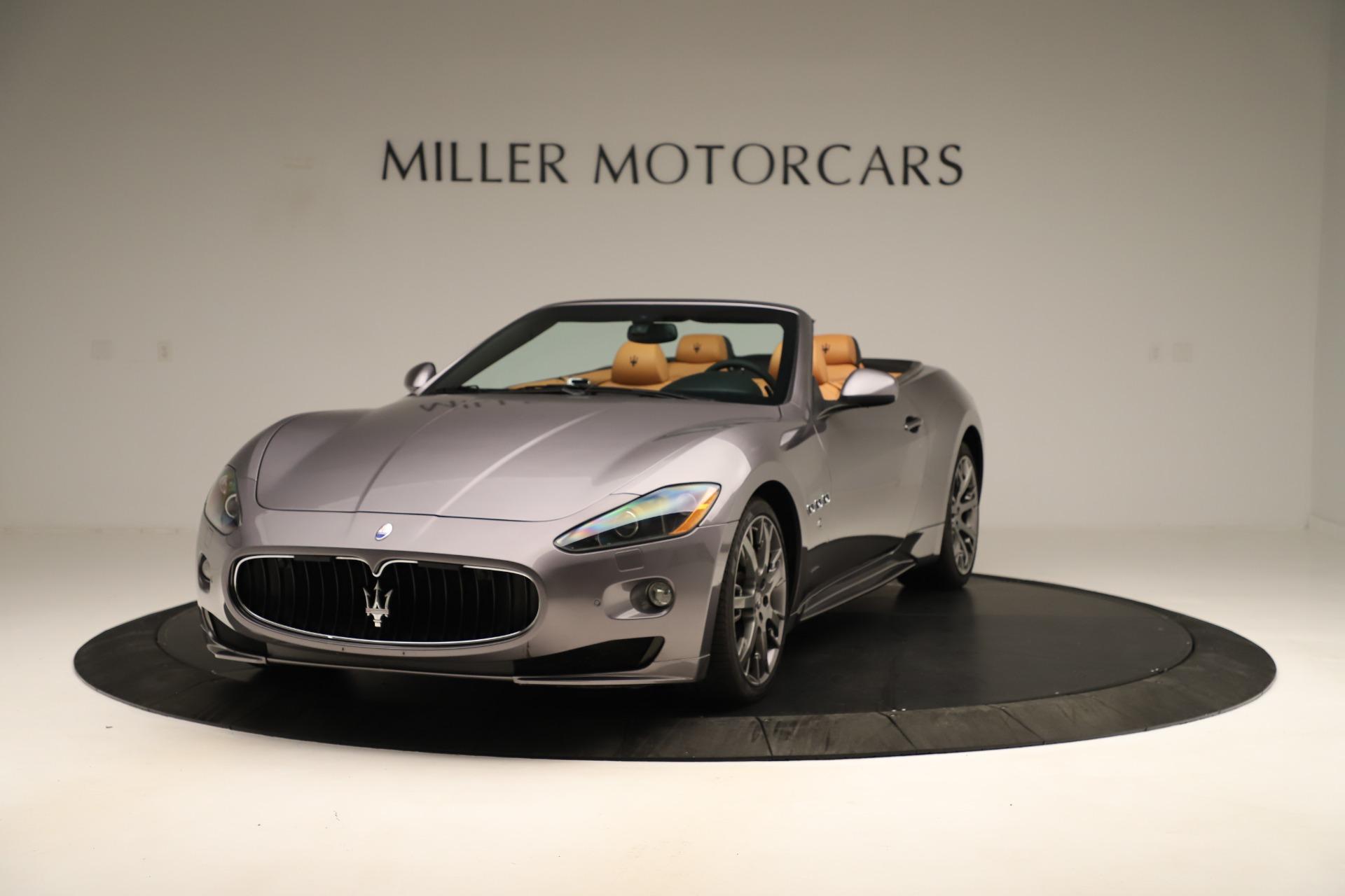 Used 2012 Maserati GranTurismo Sport for sale Sold at McLaren Greenwich in Greenwich CT 06830 1
