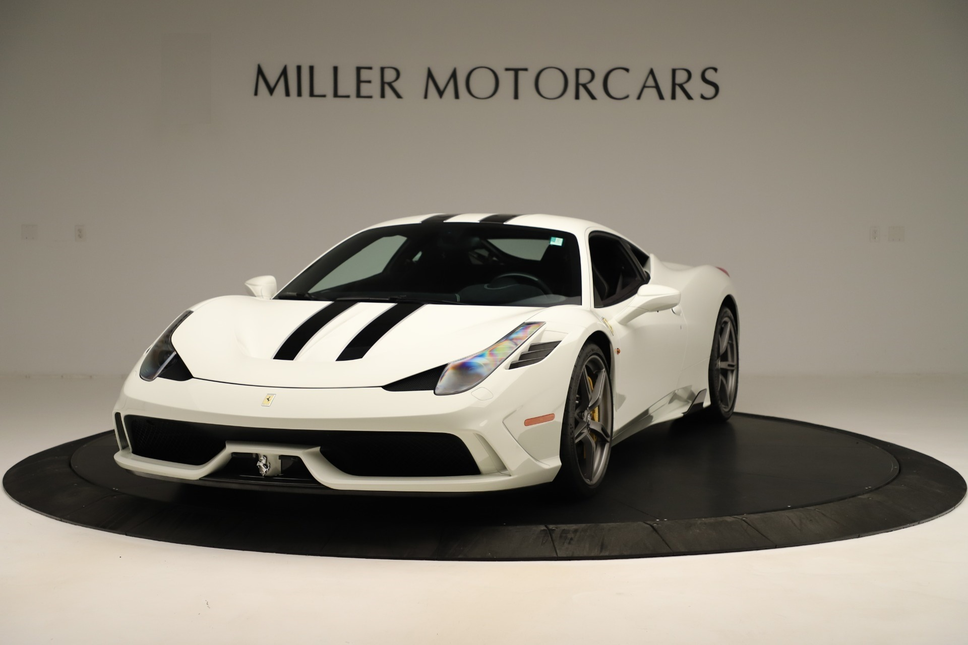 Used 2014 Ferrari 458 Speciale for sale $359,900 at McLaren Greenwich in Greenwich CT 06830 1