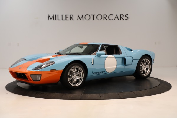 Used 2006 Ford GT for sale Sold at McLaren Greenwich in Greenwich CT 06830 2