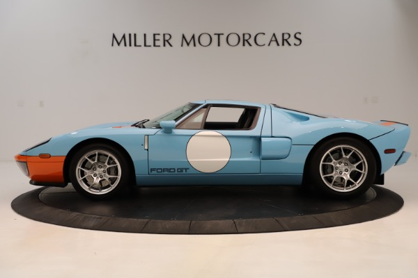 Used 2006 Ford GT for sale Sold at McLaren Greenwich in Greenwich CT 06830 3