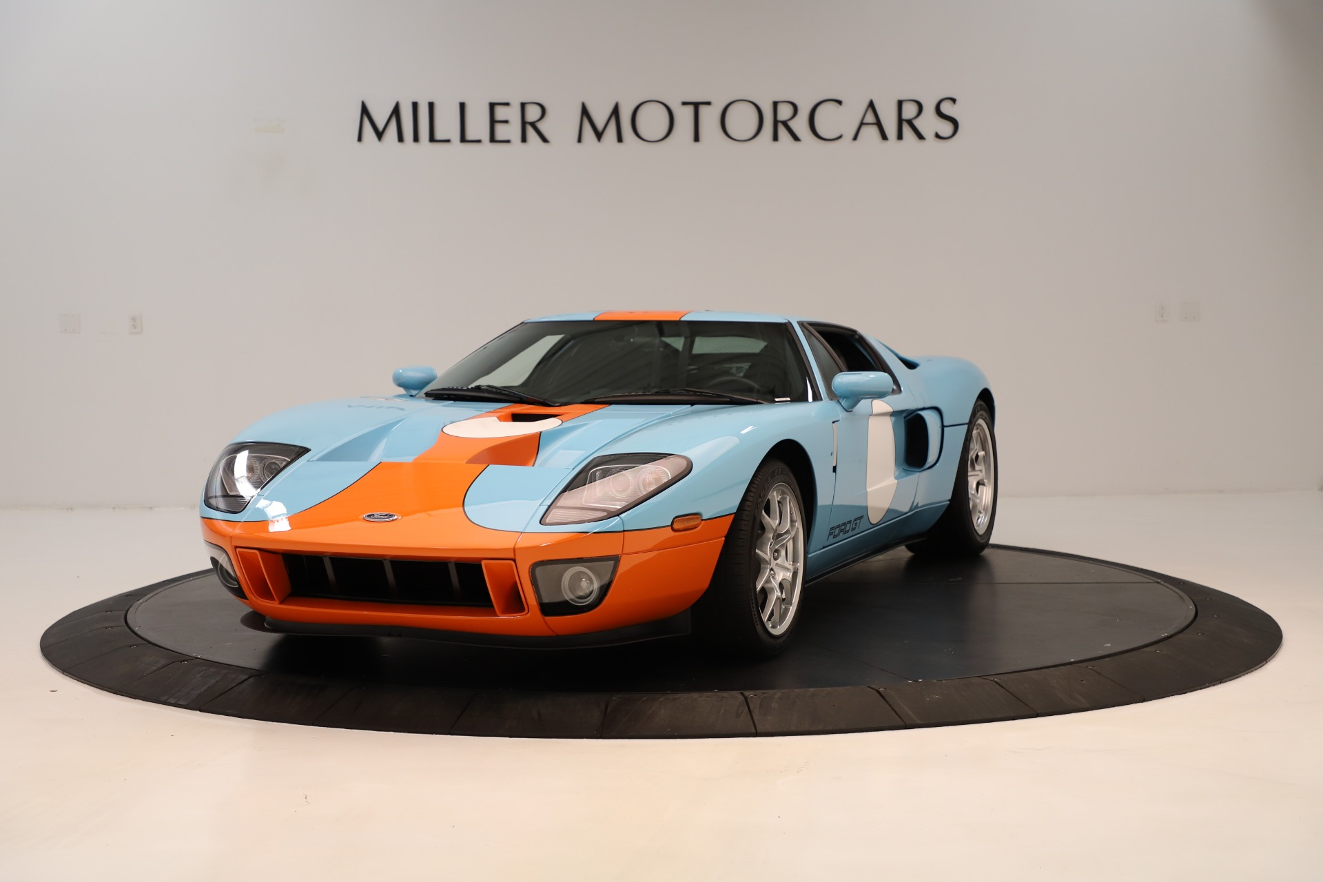 Used 2006 Ford GT for sale Sold at McLaren Greenwich in Greenwich CT 06830 1