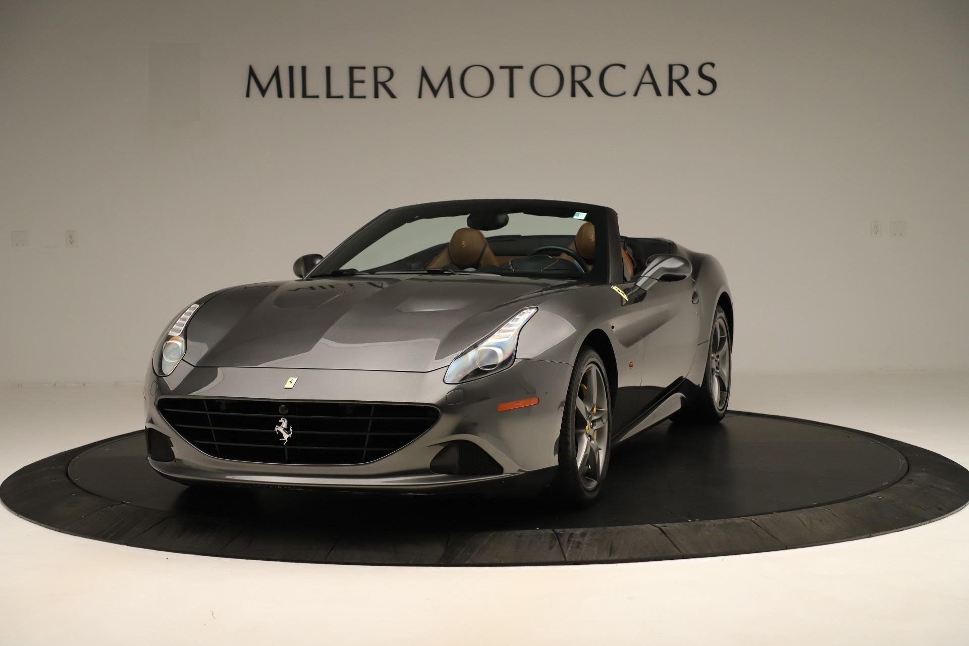 Used 2015 Ferrari California T for sale $146,900 at McLaren Greenwich in Greenwich CT 06830 1
