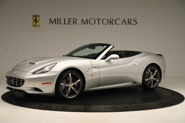 Used 2014 Ferrari California 30 for sale Sold at McLaren Greenwich in Greenwich CT 06830 2