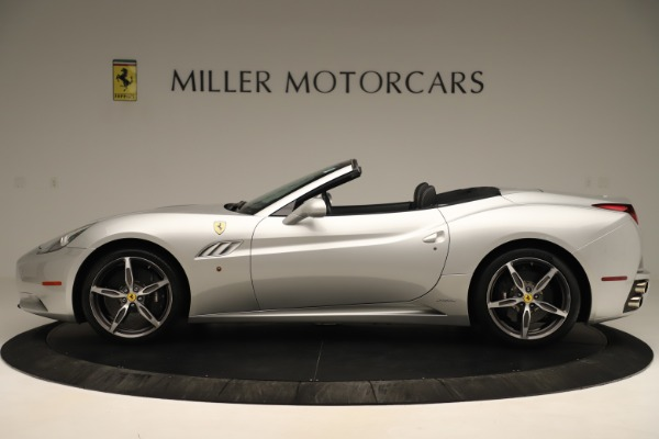 Used 2014 Ferrari California 30 for sale Sold at McLaren Greenwich in Greenwich CT 06830 3