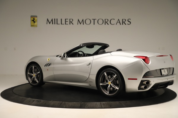 Used 2014 Ferrari California 30 for sale Sold at McLaren Greenwich in Greenwich CT 06830 4