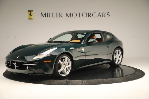 Used 2012 Ferrari FF for sale Sold at McLaren Greenwich in Greenwich CT 06830 2