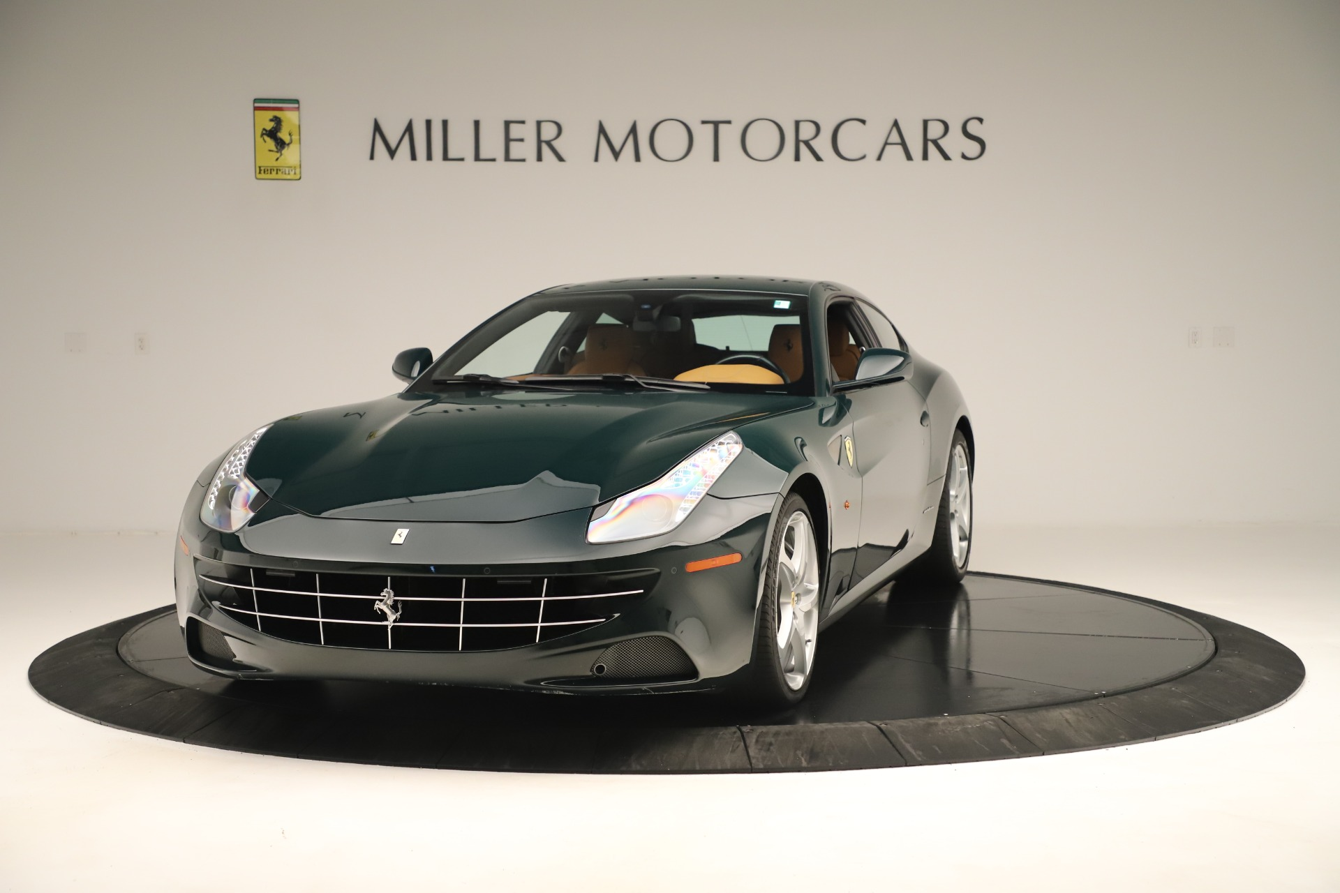 Used 2012 Ferrari FF for sale Sold at McLaren Greenwich in Greenwich CT 06830 1