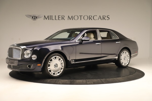 Used 2016 Bentley Mulsanne for sale $146,900 at McLaren Greenwich in Greenwich CT 06830 2