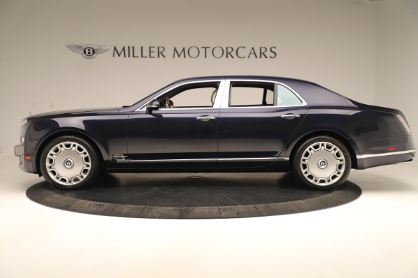 Used 2016 Bentley Mulsanne for sale $146,900 at McLaren Greenwich in Greenwich CT 06830 3