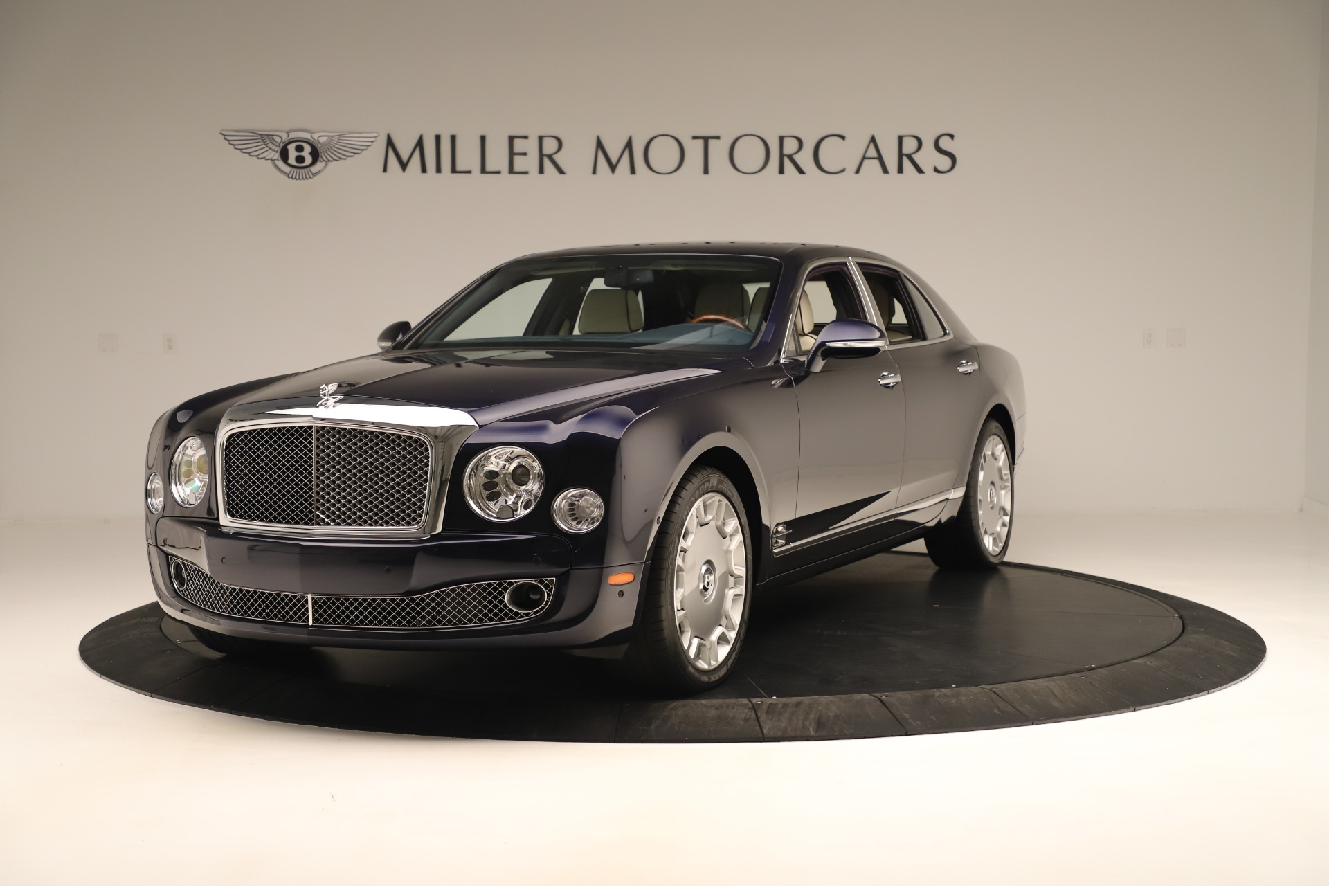 Used 2016 Bentley Mulsanne for sale $146,900 at McLaren Greenwich in Greenwich CT 06830 1