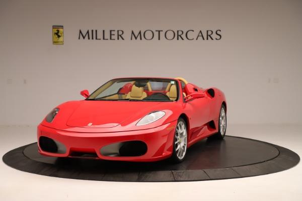 Used 2007 Ferrari F430 F1 Spider for sale Sold at McLaren Greenwich in Greenwich CT 06830 1