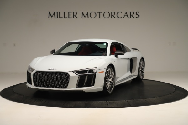 Used 2018 Audi R8 5.2 quattro V10 Plus for sale Sold at McLaren Greenwich in Greenwich CT 06830 1